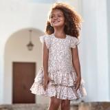 Φόρεμα Mayoral μπεζ