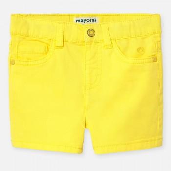 Βερμούδα Mayoral κίτρινο