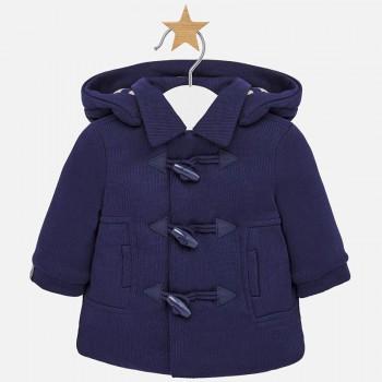 Παλτό Mayoral μπλε τύπου μοτγκόμερι