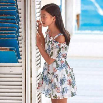 Φόρεμα Mayoral φλοραλ
