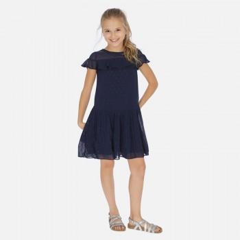 Φόρεμα Mayoral μαρέν
