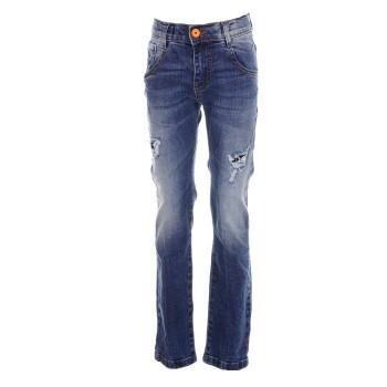 Παντελόνι Gang τζιν μπλε