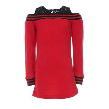 Φόρεμα Gang κόκκινο