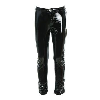 Παντελόνι Gang βινύλ μαύρο