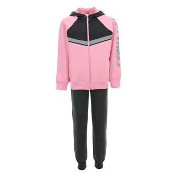Φόρμα Joyce ροζ-γκρι