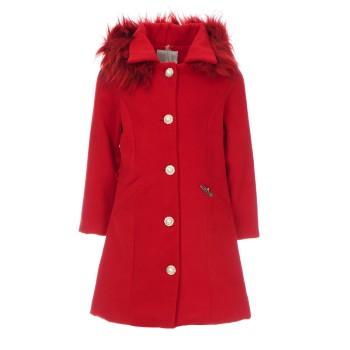 Παλτό Ebita κόκκινο