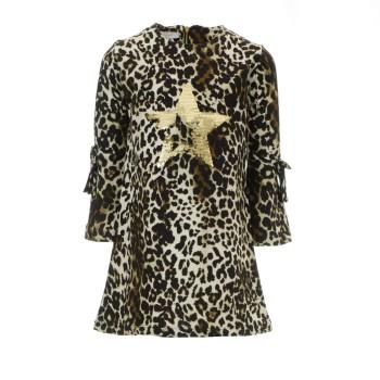 Φόρεμα Ebita animal print