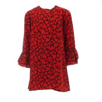 Φόρεμα Ebita κόκκινο