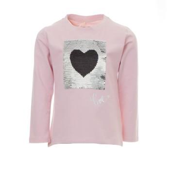 Μπλούζα Ebita ροζ