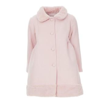 Παλτό Ebita ροζ