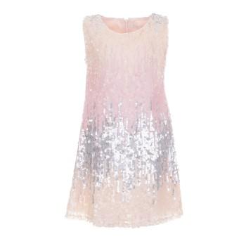 Φόρεμα Ebita ροζ πούλιες