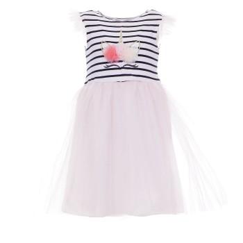 Φόρεμα Ebita ροζ τουτού