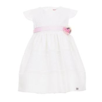 Φόρεμα Ebita εκρού