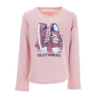 Μπλούζα Losan ροζ