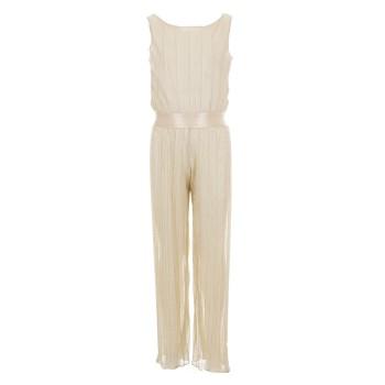 Ολόσωμη φόρμα M&B Fashion χρυσό