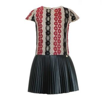 Φόρεμα M&B fashion μαύρο