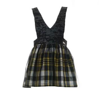 Φουστίνα M&B fashion μαύρο