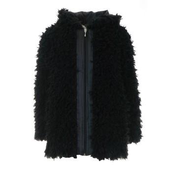 Μπουφάν M&B fashion μαύρο