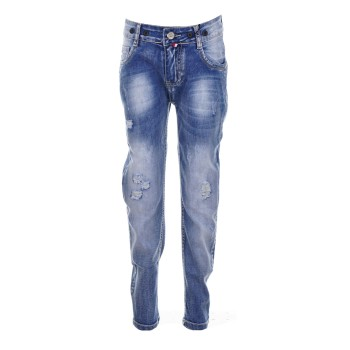 Παντελόνι Hashtag jean μπλε