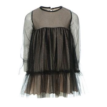 Φόρεμα Alice μαύρο στρας