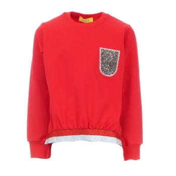 Μπλούζα Prod κόκκινη φθινοπωρινή