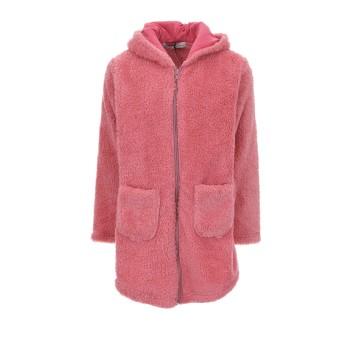 Ζακέτα γούνινη Prod ροζ