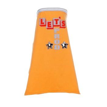 Φόρεμα Prod πορτοκαλί