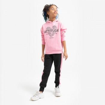 Φόρμα Funstrike ροζ-μαύρο