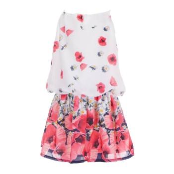 Φόρεμα Floral Glous