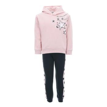 Φόρμα Nek ροζ-μαρέν