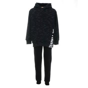 Φόρμα Nekidswear μαύρο