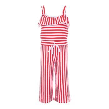 Ολόσωμη φόρμα Nekidswear κόκκινο