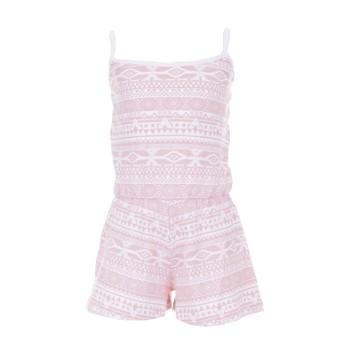 Ολόσωμη φόρμα Nekidswear ροζ