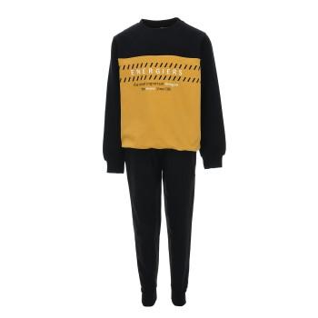 Φόρμα Energiers κίτρινο-μαύρο