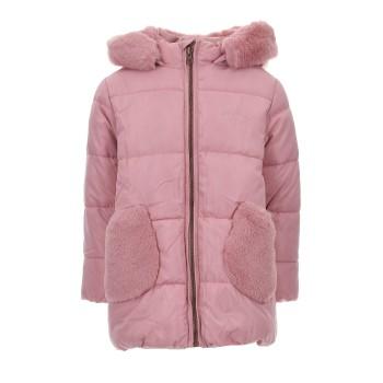 Μπουφάν Energiers ροζ