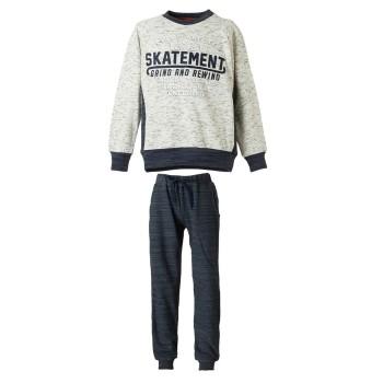 Φόρμα Energiers  παντελόνι και δίχρωμη μπλούζα με τύπωμα