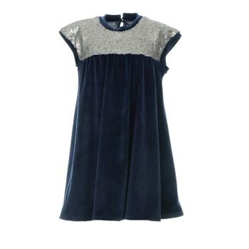 Φόρεμα All Stars μαρέν βελουτέ