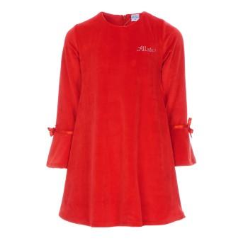 Φόρεμα All Stars κόκκινο