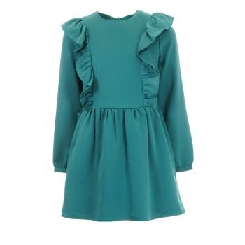 Φόρεμα Boboli πετρόλ