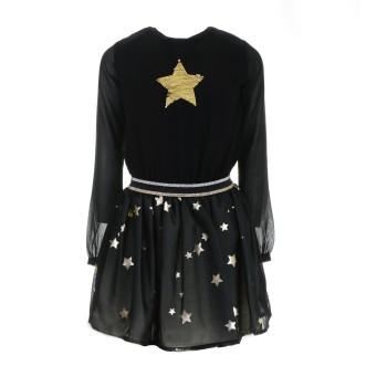 Φόρεμα Boboli μαύρο
