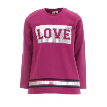 Μπλούζα I do μούρο ''love''