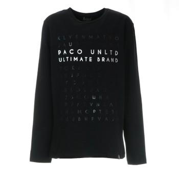 Μπλούζα Paco&Co μαύρο